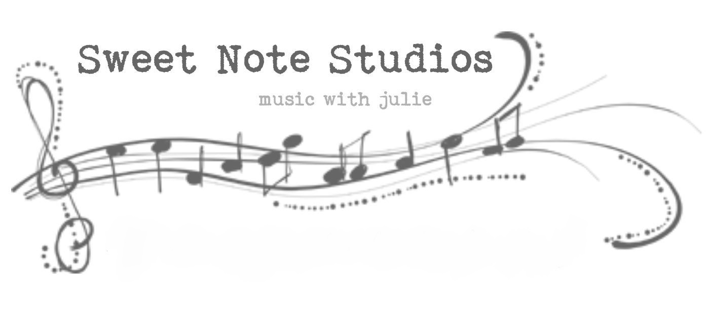 Sweet Note Studios Logo